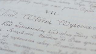 Egzemplarz Konstytucji 3 maja