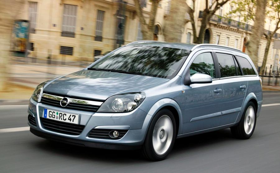 Opel Astra H Caravan 2004-2010