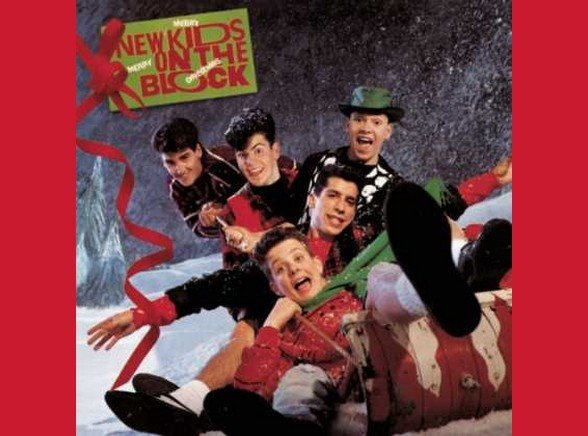 Chłopaki z New Kids On The Block życzą wesołych świąt