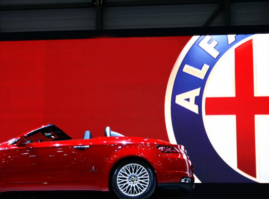 Alfa Romeo będzie niemiecka
