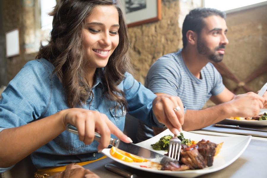 Jedzenie na mieście to nie tylko fast-foody
