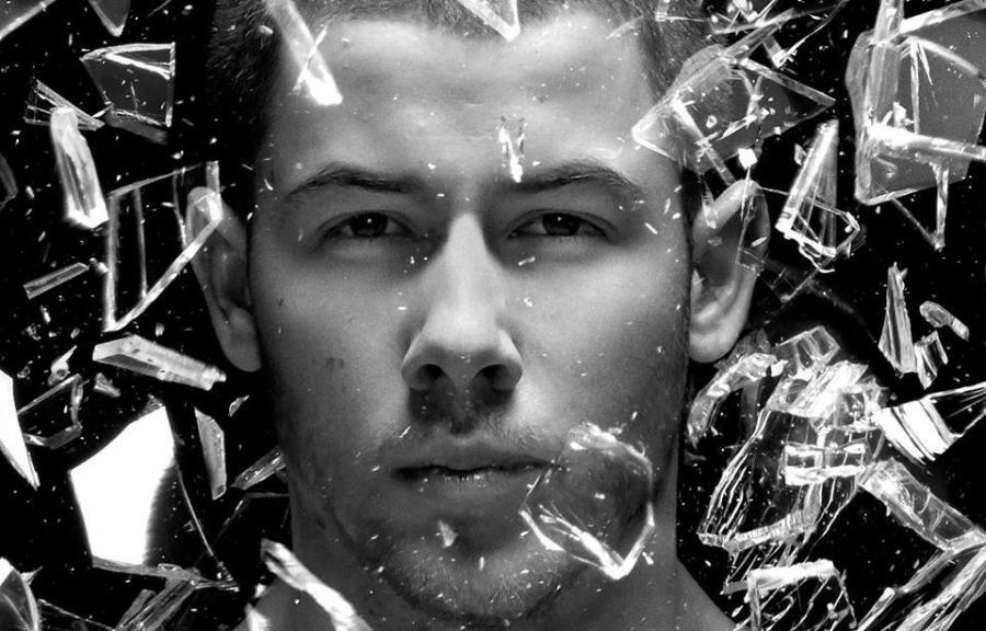 Nick Jonas na okładce nowego albumu