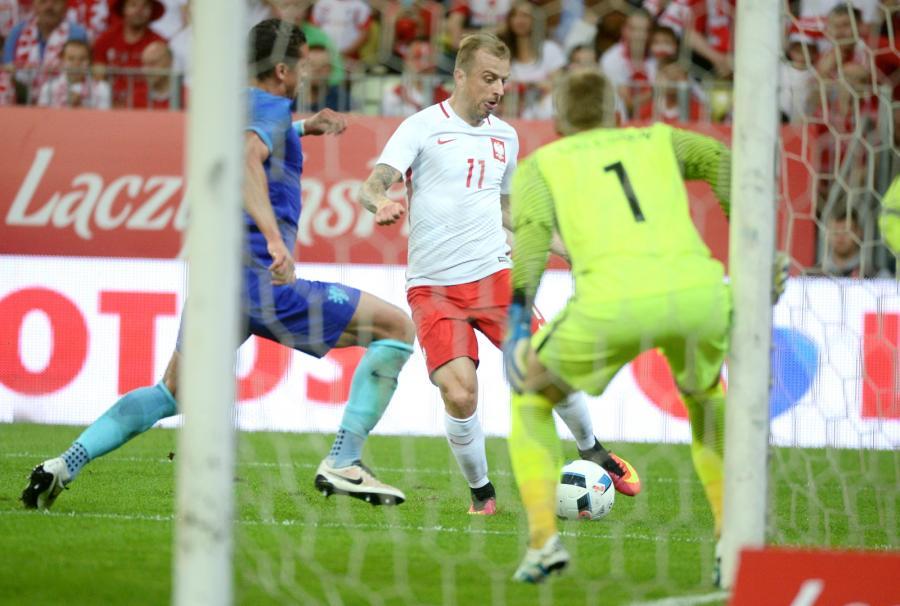 Holendrzy sprawdzili formę kadry Nawałki przed Euro 2016