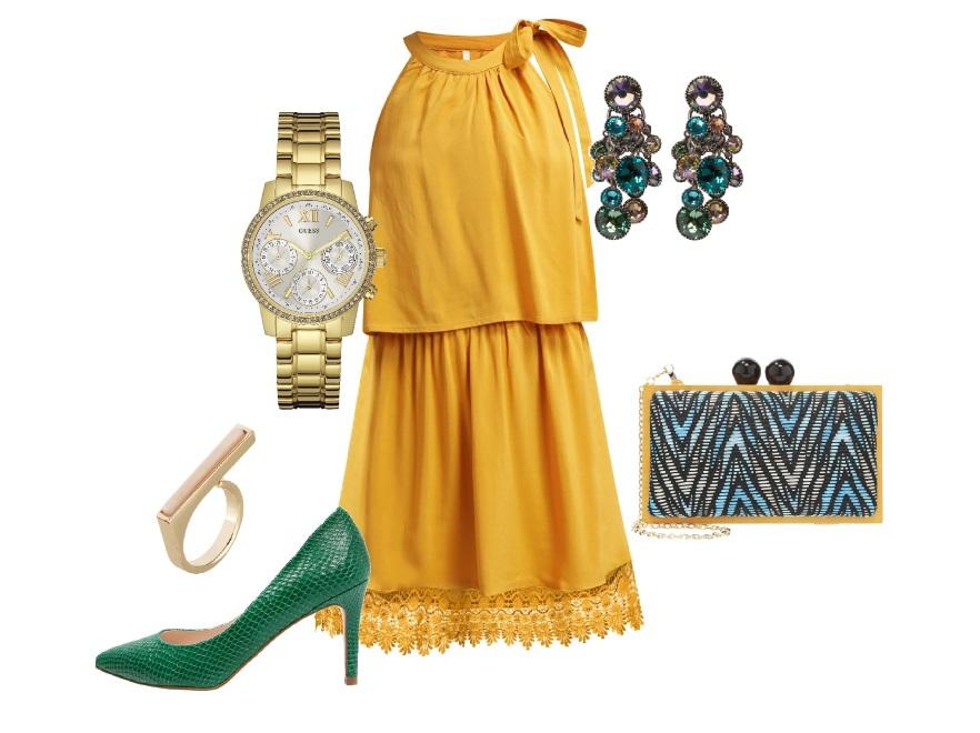 20dfda9e9a543b Zdjęcia: Zwiewne sukienki na lato. 10 STYLIZACJI - Strona 10 - Moda ...