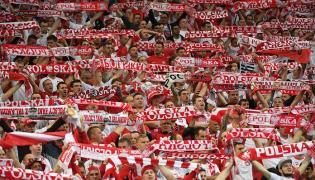 Polscy kibice na Stade de France