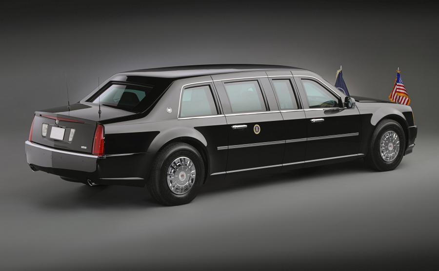 Cadillac One, czyli Bestia - samochód prezydenta USA Baracka Obamy