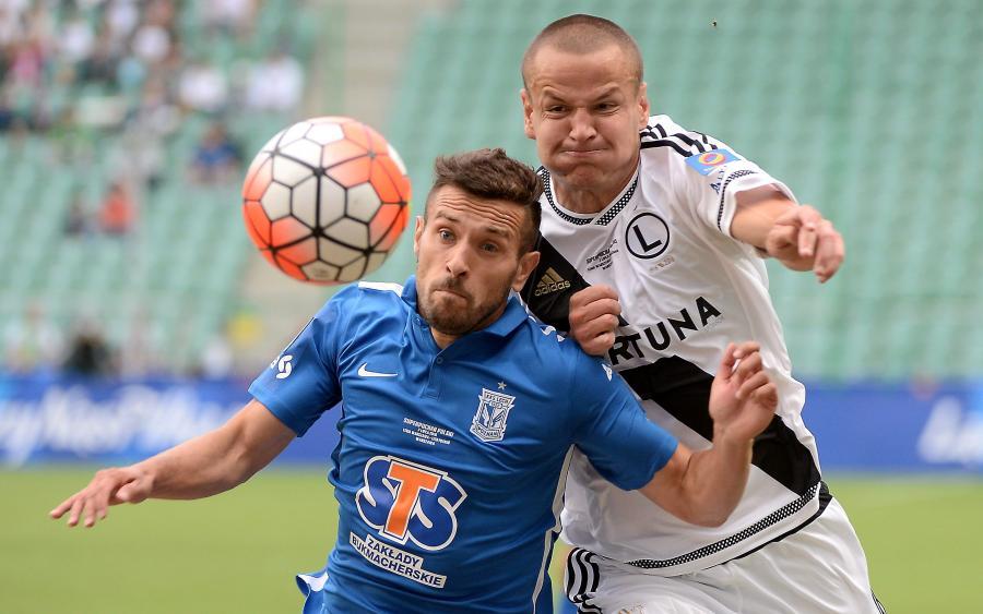 Adam Hlousek i Maciej Makuszewski