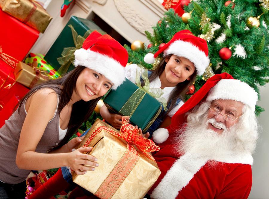 Mamo, tato,  czy  Mikołaj naprawdę istnieje?