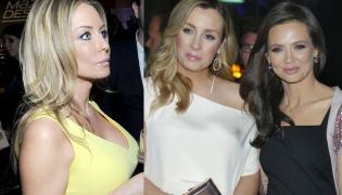 Małgorzata Rozenek, Karolina Ferenstein-Kraśko i Kinga Rusin