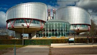 Siedziba Europejskiego Trybunału Praw Człowieka