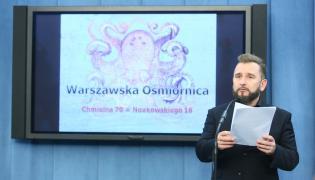 Piotr Liroy-Marzec w Sejmie