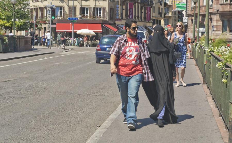 Muzułmanie w Strasburgu