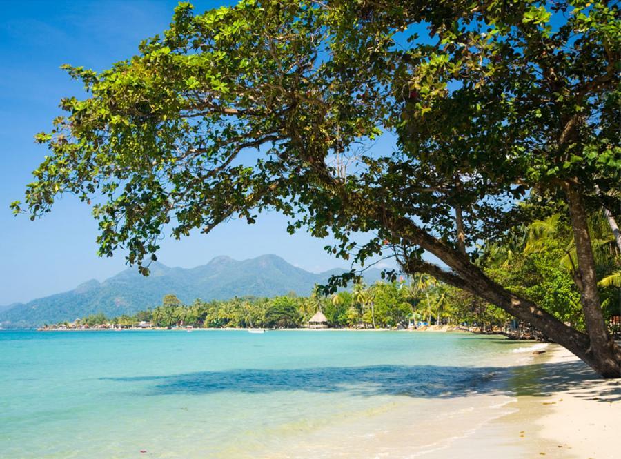 Wyspa leniwych poranków
