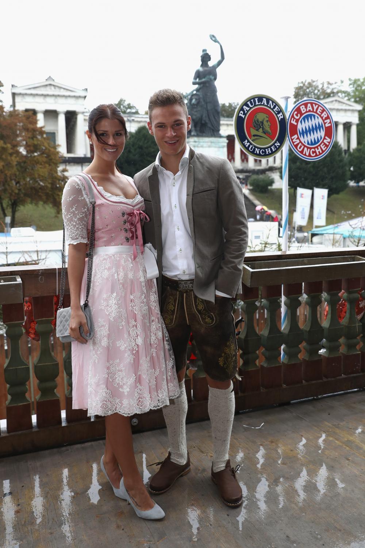 Joshua Kimmich i Lina