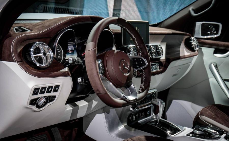 Mercedes klasy X