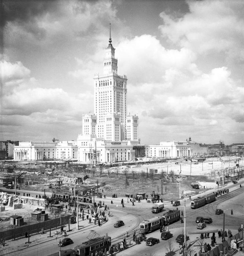 Pałac Kultury i Nauki / NAC/ Wydawnictwo BOSZ