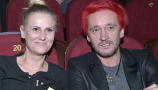 Dominika Tajner-Wiśniewska i Michał Wiśniewski