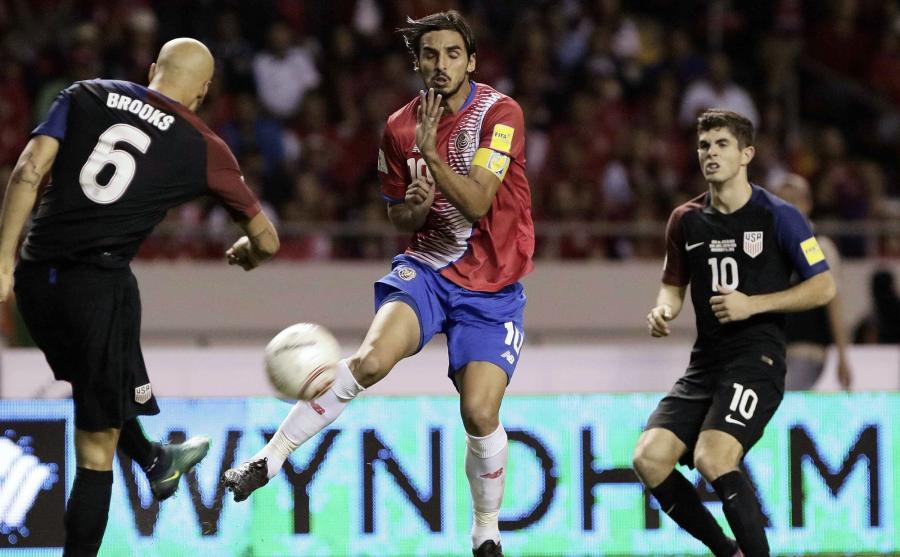 USA przegrało z Kostaryką 0:4