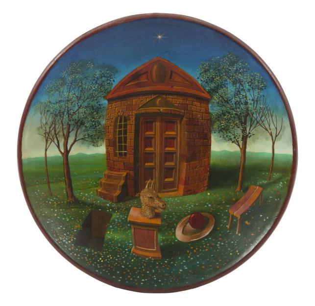 Malarstwo na ceramice: Henryk Waniek