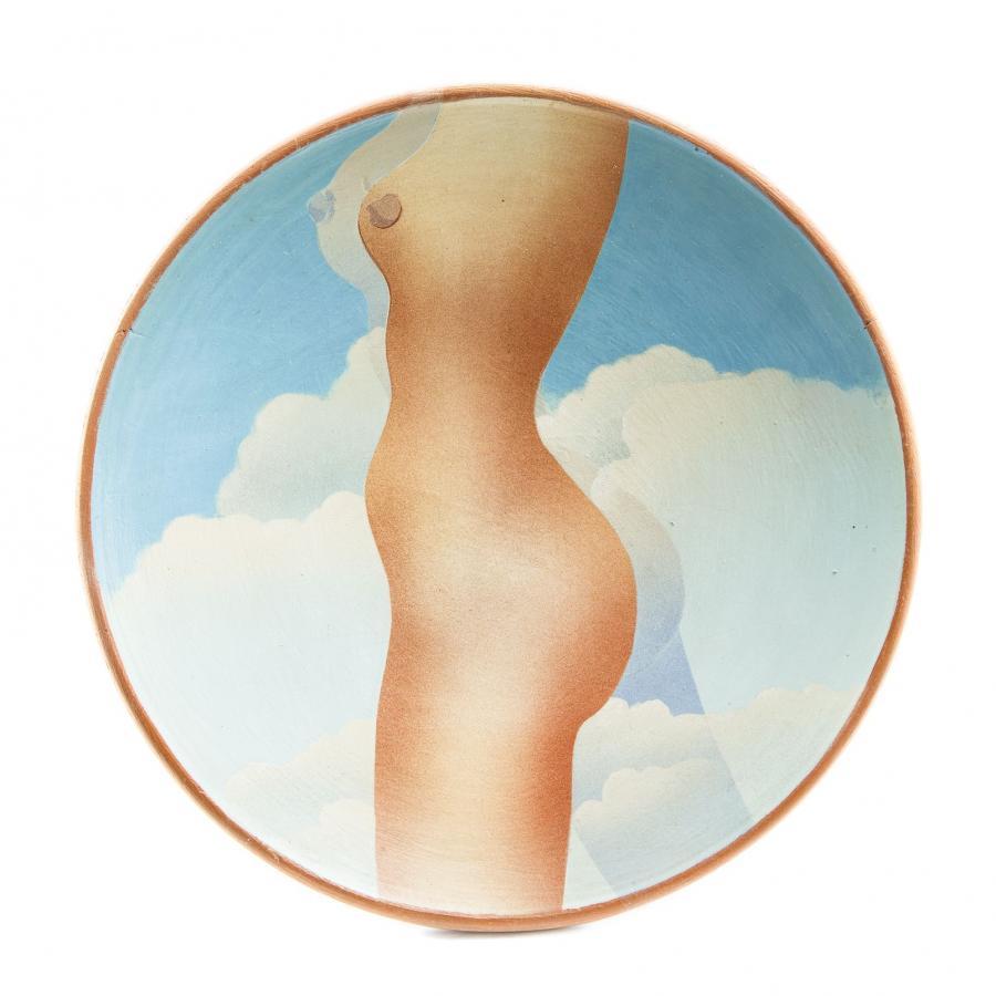 Malarstwo na ceramice: Lucjan Mianowski