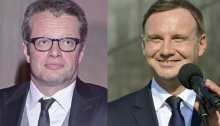 Marcin Meller, Andrzej Duda