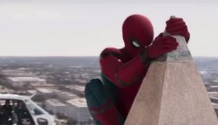 "Kadr z filmu ""Spider-Man: Homecoming"""