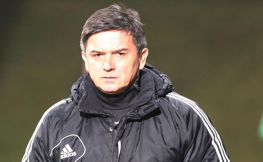 Trener Ruchu Chorzów Waldemar Fornalik