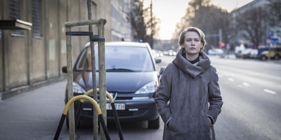 """Agnieszka Żulewska w filmie """"Konwój"""". Premiera 13 stycznia 2017 roku."""
