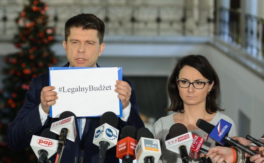 Kamila Gasiuk-Pihowicz, Ryszard Petru