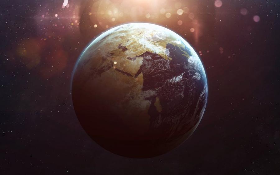 kula ziemska, świat, ziemia