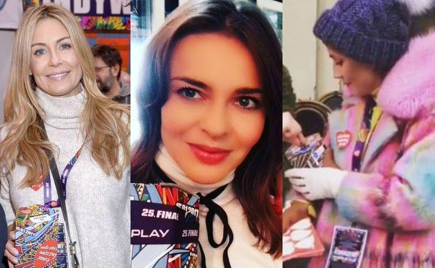 Małgorzata Rozenek, Edyta Herbuś, Katarzyna Zielińska