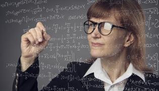 Kobieta naukowiec