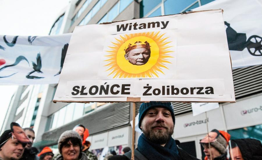 Protest KOD we Wrocławiu1