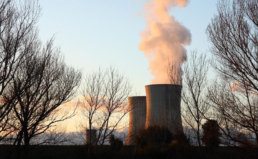 Elektrownia atomowa w Montelimar we Francji