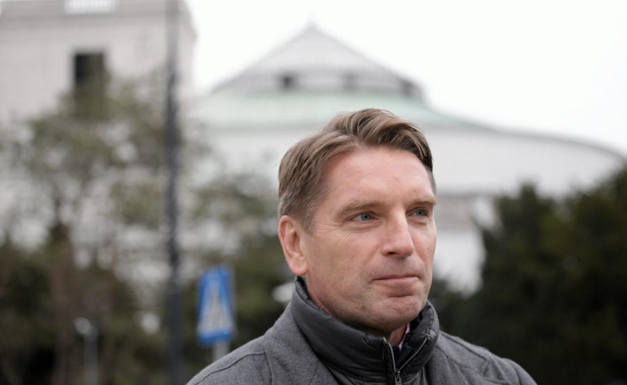 Tomasz Lis, redaktor naczelny \