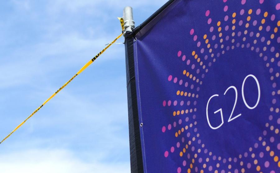 Logo szczytu G20