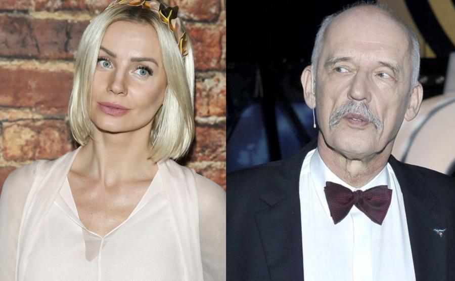 Agnieszka Woźniak-Starak, Janusz Korwin-Mikke