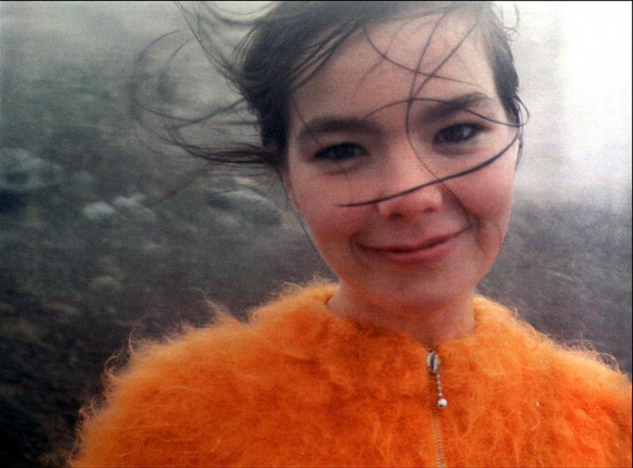 Björk śpiewa dla Muminków