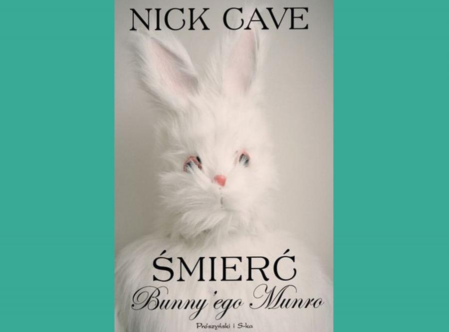 Tylko unas: fragment powieści Nicka Cave\'a