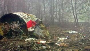 Miejsce katastrofy smoleńskiej